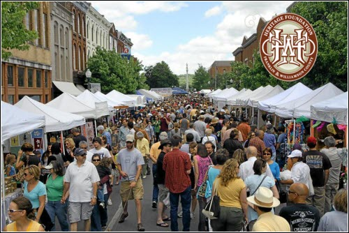 Main Street Festival Franklin TN 2017