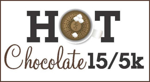 Hot Chocolate 5k 15K Nashville