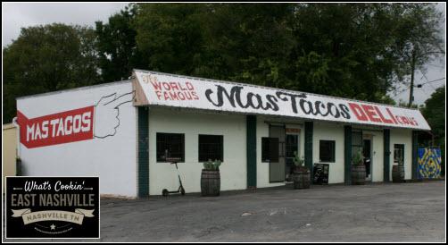 Mas Tacos Nashville What's Cookin' Nashville