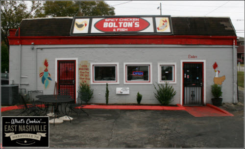 Boltons Spicy Chicken and Fish East Nashville What's Cookin' Nashville