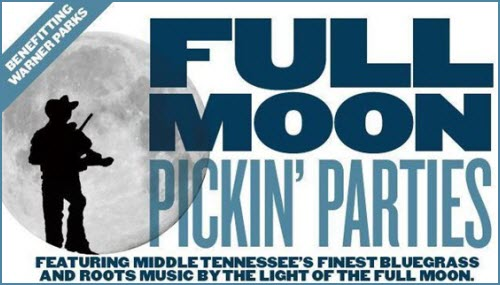 Full Moon Pickin' Parties What's Cookin' Nashville