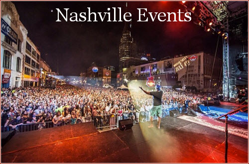 Nashville Area Events