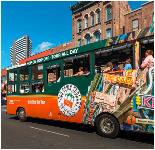 Nashville Old Town Trolley Tours What's Cookin' Nashville