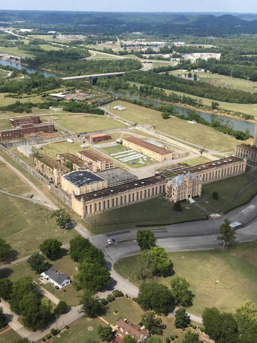 Tennessee State Prison 9-2019 Tours de Nash